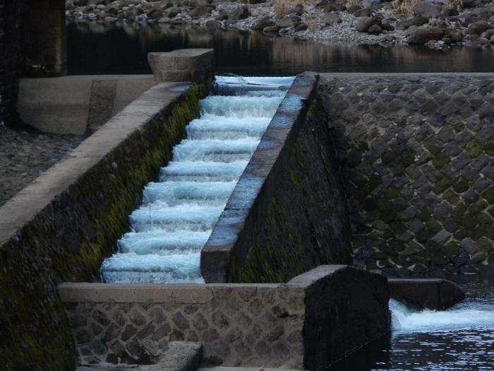 DSCN9493旭 五ケ瀬川第一取水堰