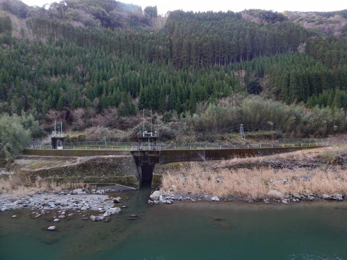 DSCN9496旭 五ケ瀬川第一取水堰