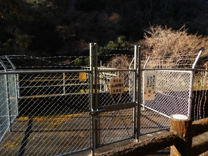 DSCN9522旭 水ヶ埼発電 水路