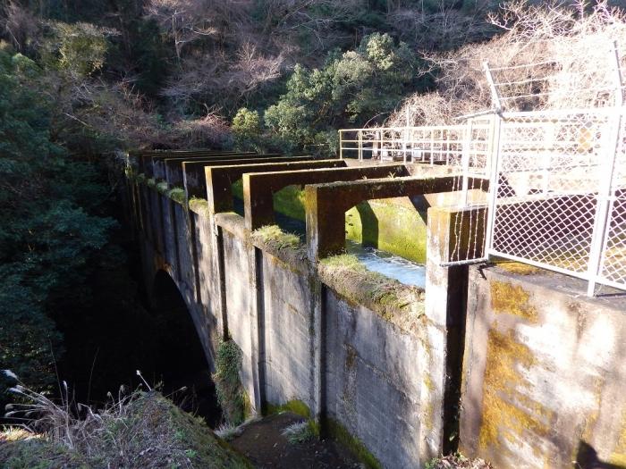DSCN9523旭 水ヶ埼発電 水路