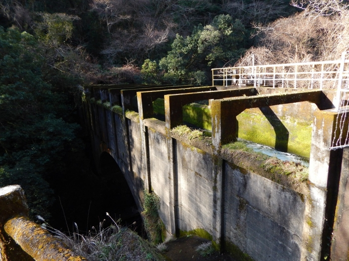 DSCN9524旭 水ヶ埼発電 水路
