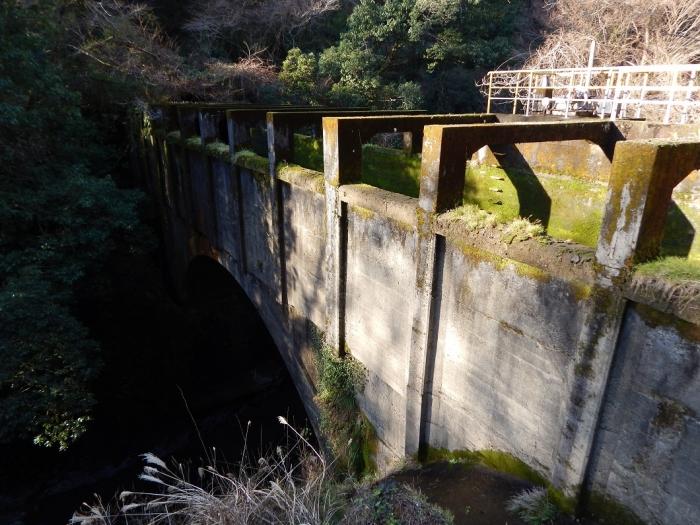 DSCN9525旭 水ヶ埼発電 水路