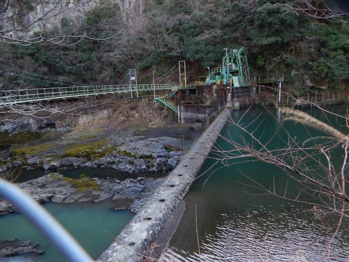DSCN9562高千穂発電所籾󠄀崎堰堤