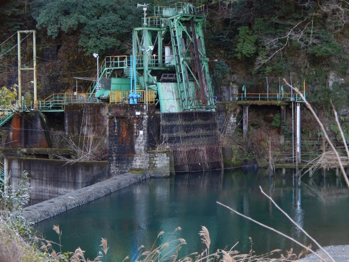DSCN9573高千穂発電所籾󠄀崎堰堤