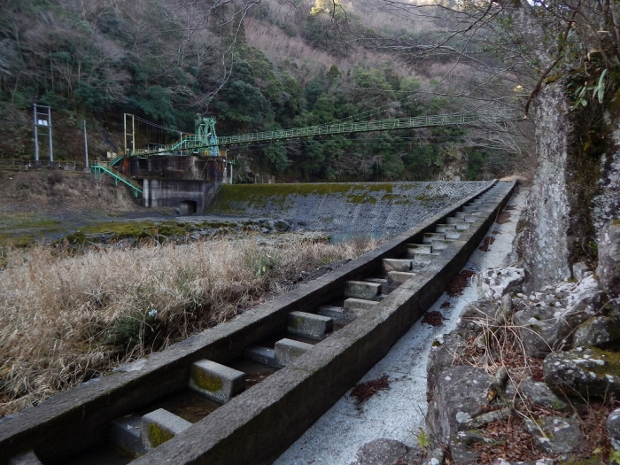 DSCN9582高千穂発電所籾󠄀崎堰堤