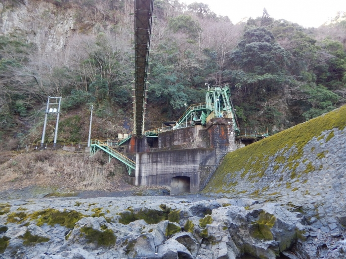DSCN9630高千穂発電所籾󠄀崎堰堤