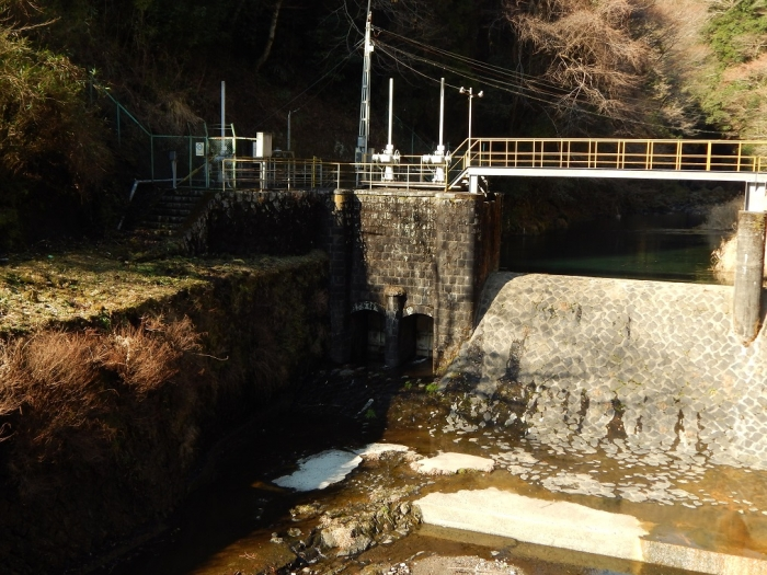 DSCN9750旭 川走川第二取水堰