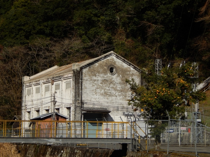 DSCN9752旭 川走川第一発電