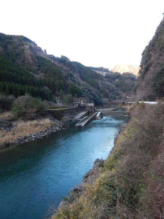DSCN9487旭 五ケ瀬川第一取水堰 - コピー