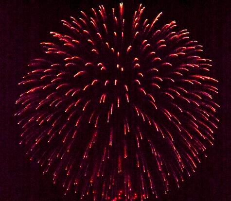 20150801満月の花火大会 360-2
