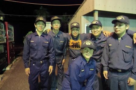 消防ポンプ操法 (6)