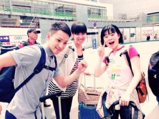 着いたよ広島!