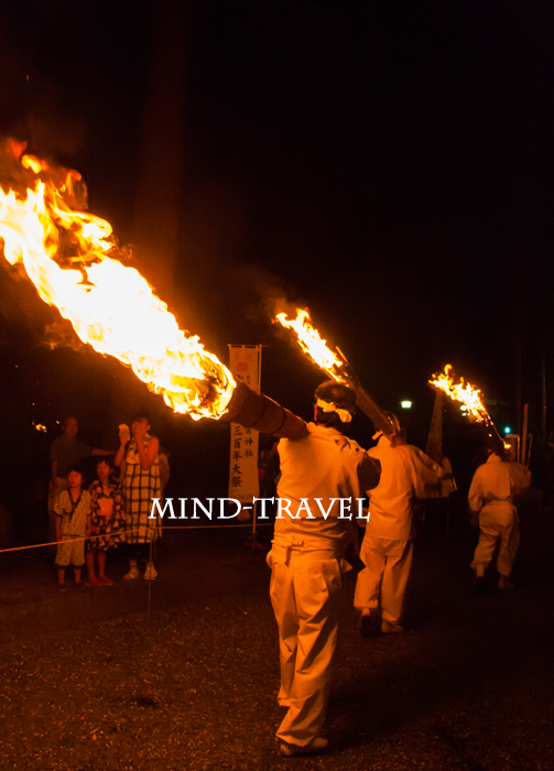 信楽 火祭3