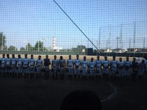 2015 8月9日 練習試合