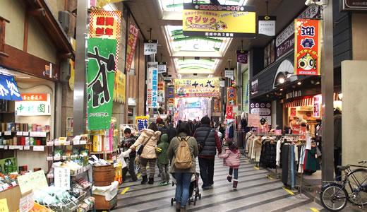 2014大晦日@尼崎中央商店街-1