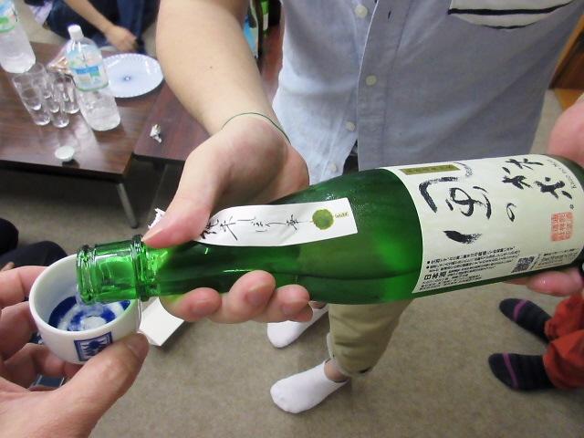 神戸大学日本酒サークル正宗会『勉強会&試飲会』