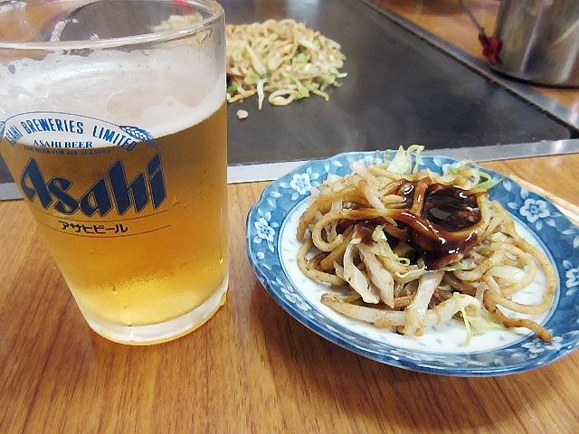 久々に長田下町『やっちゃん』でお好み焼き ⇒ 神戸たこ焼きへ。。(^^♪