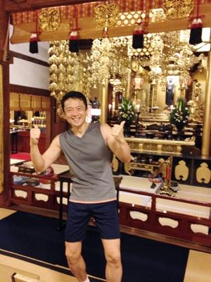 【長福寺ラン】第193回メリパナイトラン2015年6月24日19:30集合☆に参加♪