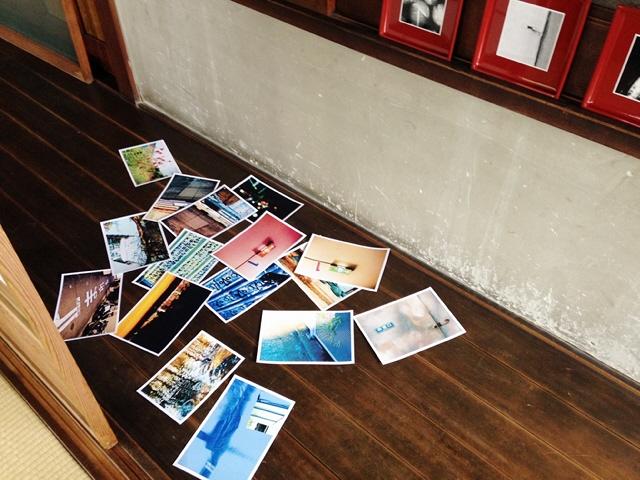 『角野邸に写真を飾る。二階編」byゆるカメわーくしょっぷを覗いてきました♪