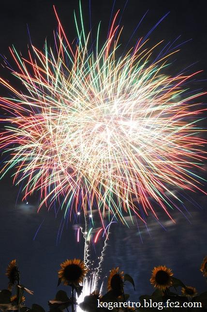 2015野木の花火2