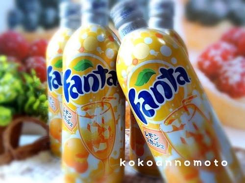 ファンタ レモンスカッシュ