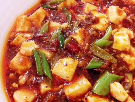 麻婆豆腐ランチ2