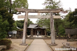 松江神社(松江市殿町)1
