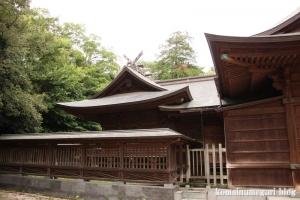 松江神社(松江市殿町)12