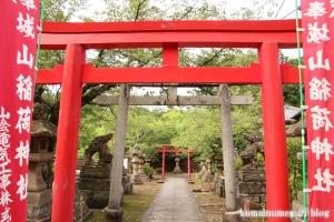 城山稲荷神社(松江市殿町)3