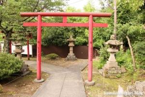 城山稲荷神社(松江市殿町)21