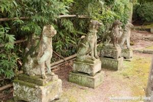 城山稲荷神社(松江市殿町)26