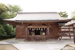 城山稲荷神社(松江市殿町)51