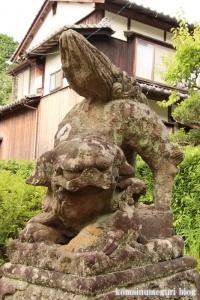 城山稲荷神社(松江市殿町)5
