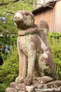 城山稲荷神社(松江市殿町)17