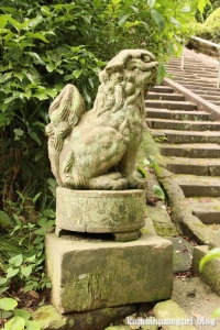 城山稲荷神社(松江市殿町)35