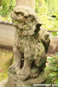 城山稲荷神社(松江市殿町)37