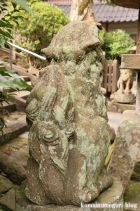 城山稲荷神社(松江市殿町)38