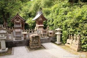 城山稲荷神社(松江市殿町)55