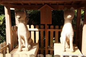 城山稲荷神社(松江市殿町)59