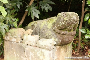 城山稲荷神社(松江市殿町)64