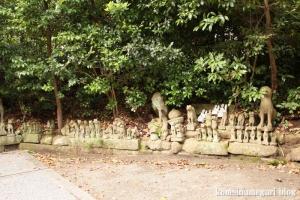 城山稲荷神社(松江市殿町)66