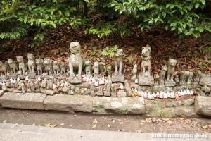 城山稲荷神社(松江市殿町)70