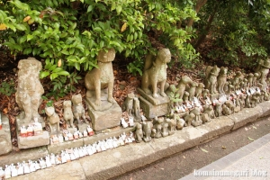 城山稲荷神社(松江市殿町)72