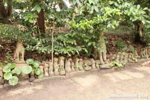 城山稲荷神社(松江市殿町)79