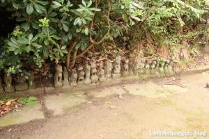 城山稲荷神社(松江市殿町)82