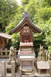 城山稲荷神社(松江市殿町)57