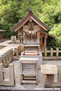 城山稲荷神社(松江市殿町)58