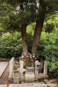 城山稲荷神社(松江市殿町)65