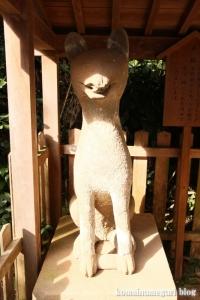 城山稲荷神社(松江市殿町)62