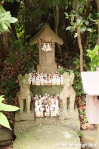 城山稲荷神社(松江市殿町)73